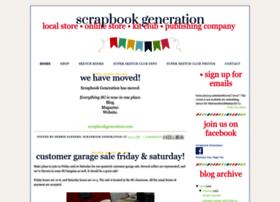 scrapbookgeneration.blogspot.com