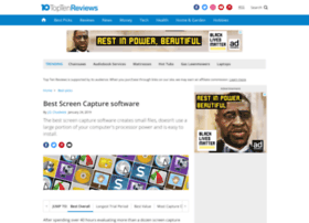 Screen-capture-software-review.toptenreviews.com