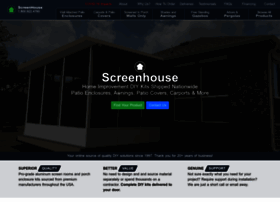 screen-house.com