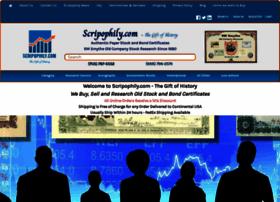 scripophily.net