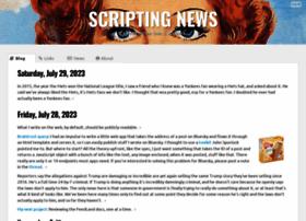 scripting.com