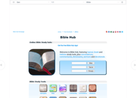 Scripturetext.com