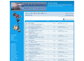 sea-fishing.org