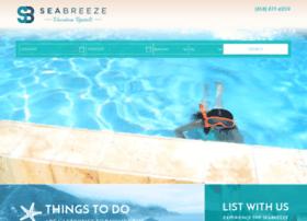seabreezevacationrentals.com