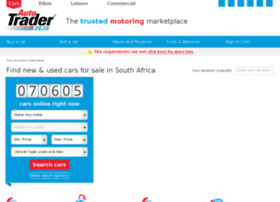 search.autotrader.co.za