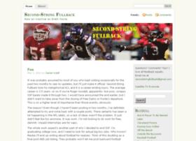 Secondstringfullback.wordpress.com