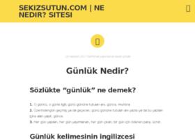 sekizsutun.com