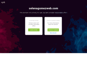 selenagomezweb.com