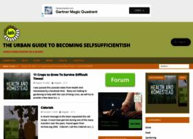selfsufficientish.com