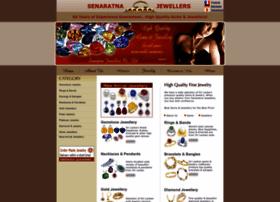 senaratnajewellers.com
