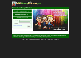 Sendmoneytoschool.com