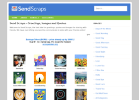 Sendscraps.com