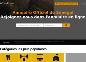 senegalphonebook.com