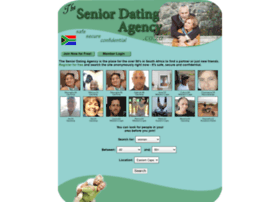 seniordatingagency.co.za