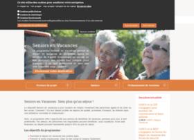 Seniorsenvacances.ancv.com