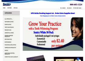 sentrymedical.com