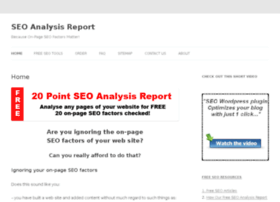 seo-analysis.com