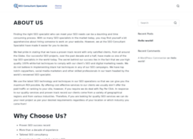 Seo-consultant-specialist.com