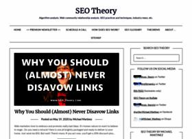Seo-theory.com