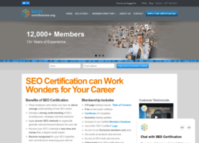 seocertification.org