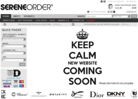 sereneorder.com