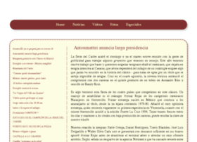 seriedelcaribe2010.com.ve