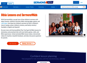 Sermons4kids.com
