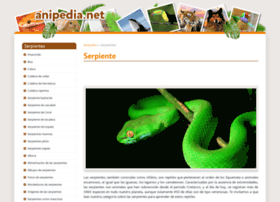 Serpientes.anipedia.net