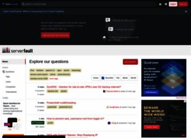 Serverfault.com