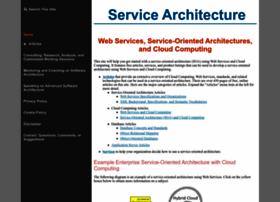service-architecture.com