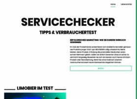 servicechecker.eu