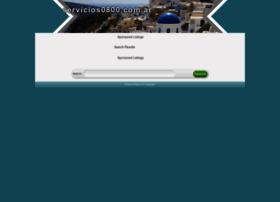 servicios0800.com.ar