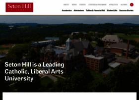 setonhill.edu