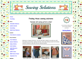 sewing-solutions.com