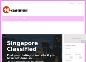 sg-classifieds.com
