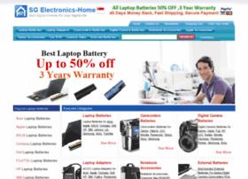 sg-electronics-home.com