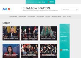 shallownation.com