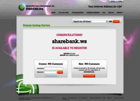 Sharebank.ws
