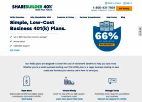 sharebuilder401k.com
