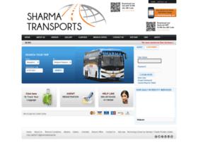 sharmatransports.com