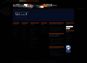 shaunakelly.com