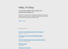 shayhowe.com