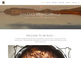 shazarrobinson.com