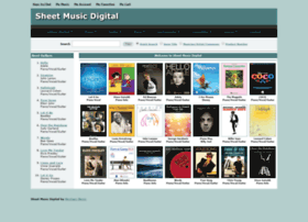 sheetmusicdigital.com