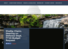 shelby.senate.gov