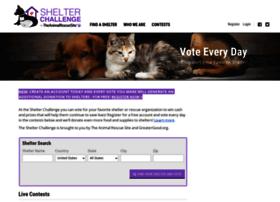 Shelterchallenge.com