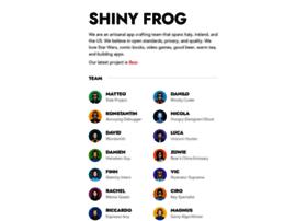 shinyfrog.net