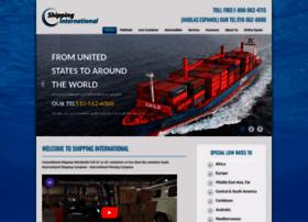 shippinginternational.com