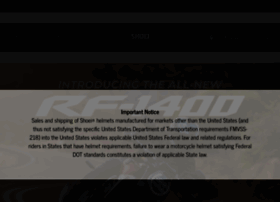 shoei-helmets.com