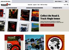 Shop.roadandtrack.com